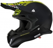 Airoh MX- Carbon Terminator 2.1 COM Yellow