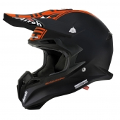 Airoh MX- Carbon Terminator 2.1 COM Orange