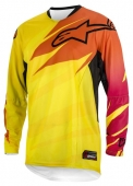 Alpinestars dres Techstar (gelb-orange-violett)