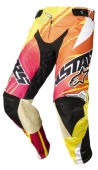 Alpinestars hlače Techstar (gelb-orange-violett)