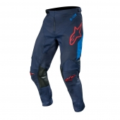 Alpinestars hlače Racer Tech Compass MX19-dark navy-mid blue-bur
