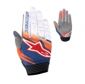 Alpinestars rokavice Techstar Venom Orange