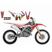 Blackbird Dekor-Accessory Kit Rockstar CP-Honda