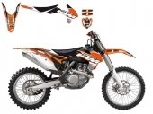 Blackbird Dekorset Dream Graphics-KTM