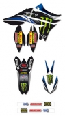 Blackbird Dekor Monster Energy Kit Yamaha