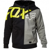 FOX ALCHEMY SASQUATCH ZIP FLEECE-blk