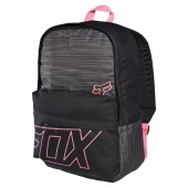 FOX COVINA CORNERED BACKPACK [BLK] WMN