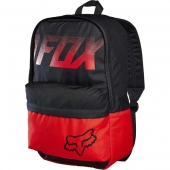 FOX COVINA SEVER BACKPACK-rdeča