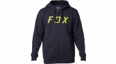 FOX DISTRICT 2 ZIP FLEECE-mdnt