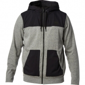FOX OUTBOUND SHERPA ZIP FLEECE-blk