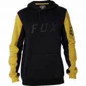 Fox HARKEN PULLOVER FLEECE-blk