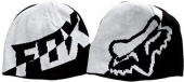 Fox ženska kapa HEAD TURNER REVERSIBLE BEANIE BLACK