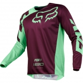 Fox dres 180 Race MX18-zelena