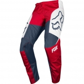 Fox hlače 180 PRZM MX19-navy/red