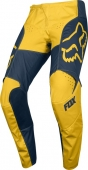 Fox hlače 180 PRZM MX19-navy/yellow