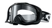 Oakley MX očala Crowbar-Jet Black Speed