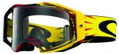 Oakley očala Airbrake Voltage Red Yellow