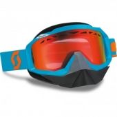 Scott Hustle Snowcross očala Blue
