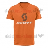 Scott majica Screened - Orange