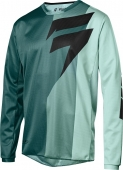 Shift dres Whit3 Tarmac-Teal