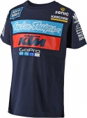 TLD majica KTM TEAM-navy