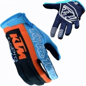TLD rokavice AIR KTM TEAM-navy/cyan