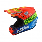 Troy Lee čelada SE4 MIPS TEAM EDITION 2 KTM OAKLEY