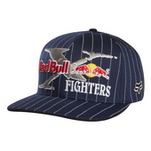 Fox kapa Red Bull X-Fighters Core - Navy