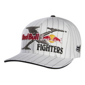 Fox kapa Red Bull X-Fighters Core - White