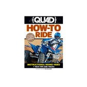 DVD How to ride quad